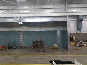 Industrial Paint Booth Canton MI - Spray Booth Products - 13
