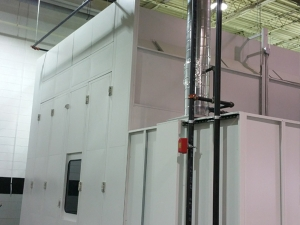 Automotive Spray Booth Near Southfield MI - Spray Booth Products - 16