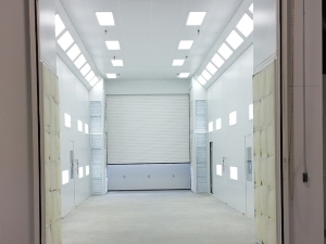 Industrial Paint Booth Ann Arbor MI - Spray Booth Products - 4