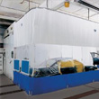 Taylor MI Automotive Paint Booths Company - Spray Booth Products - GOFF1