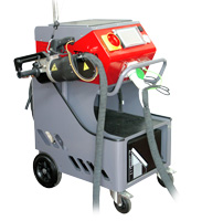 Ann Arbor MI Spraying Systems Company - Spray Booth Products - welds1