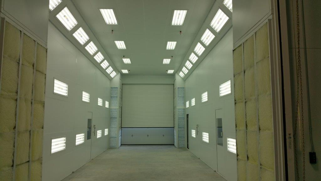 Paint Booth Services: Installation & Maintenance in Redford, MI | Spray Booth Products - 20141105_111853